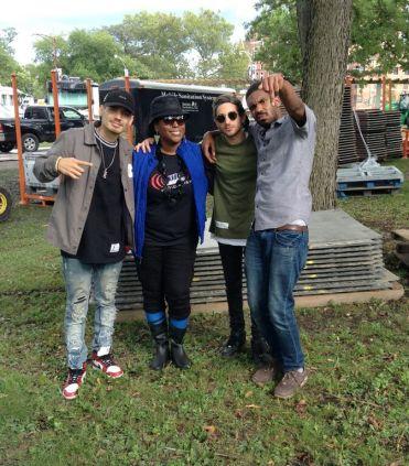 Ground Up B Roc Riot Fest 2015