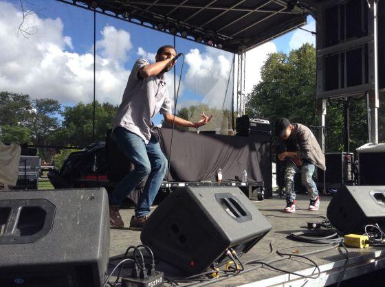 Ground Up Riot Fest Chicago 2015